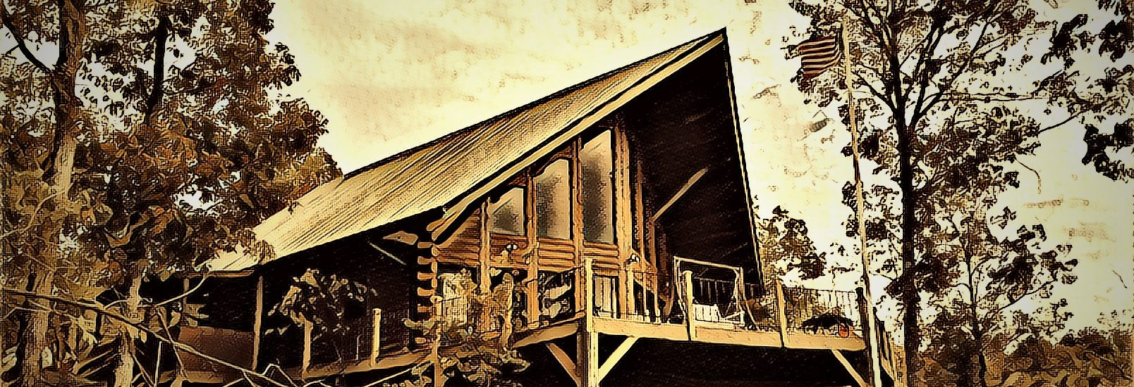 Pelham Pointe Mountaintop Cabin Rental